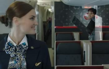 Turkish lança vídeo de segurança com Zach King; não sabe quem é? Veja o vídeo