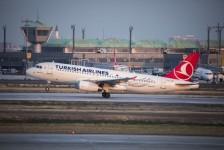 Turkish Airlines inicia em abril operações no novo Aeroporto de Istambul