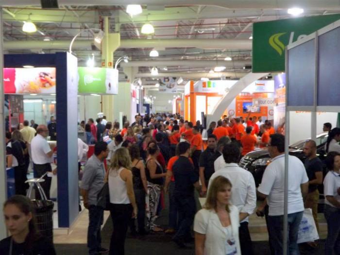39ª Expo da Aviesp foi o maior evento da entidade no ano (Foto: Divulgação)