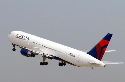 Voo será operado com o Boeing 767