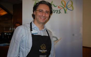 Meet & Grill: SeaWorld ensina parceiros a preparar um churrasco; veja fotos
