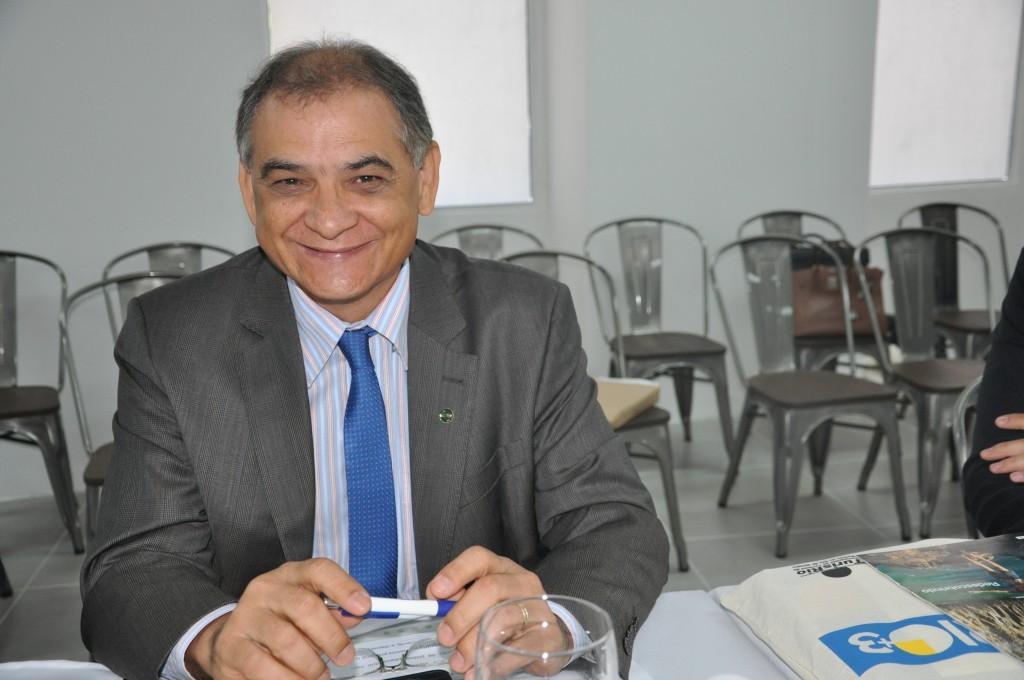 Neosvaldo Ferreira, do MTur