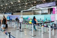 Cerca de 283 mil passageiros devem passar pelo RIOgaleão neste feriado