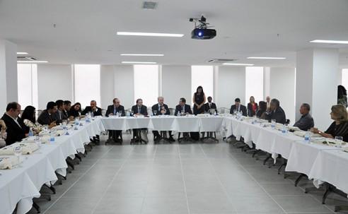 Veja fotos da reunião do  Fornatur no Rio de Janeiro
