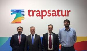 Rafael Galán, Ignacio Juanes e Gabriel Costa são os novos reforços da Trapsatur