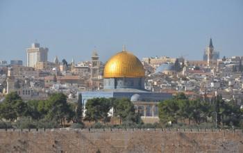 História e fé fazem de Jerusalém o centro do mundo