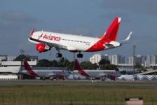 Processo de oferta de troca de títulos da Avianca Holdings é bem-sucedido