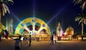Dubai Parks and Resorts inaugura seu terceiro parque temático