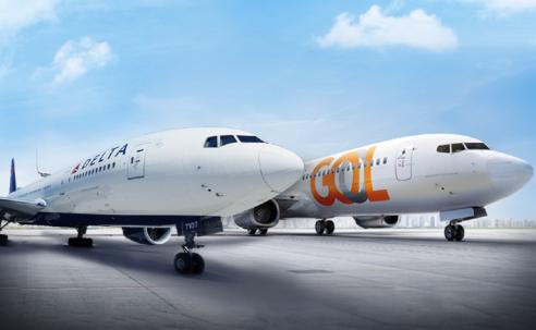 Delta e Gol celebram 5 anos de parceria com mais de 700 mil passageiros transportados
