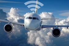 Delta, Emirates e United lideram oferta mundial de wi-fi a bordo