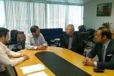 Setur PA e Infraero discutem medidas conjuntas para melhorar receptivo