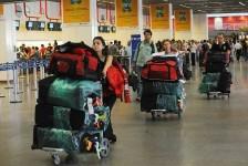 STF muda regras para bagagem extraviada e atraso em voos ao exterior; confira