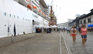 Salvador receberá mais de 20 navios até o Carnaval