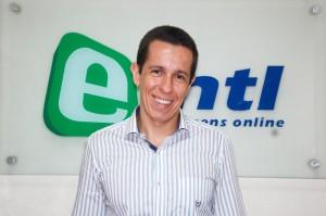Flávio Louro, diretor geral da E-HTL Viagens