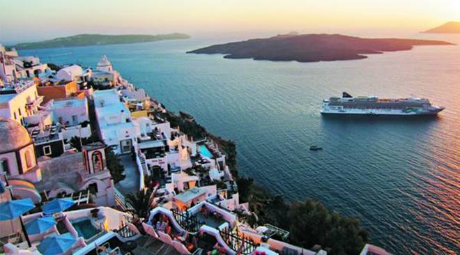 Ilhas gregas é o destaque
