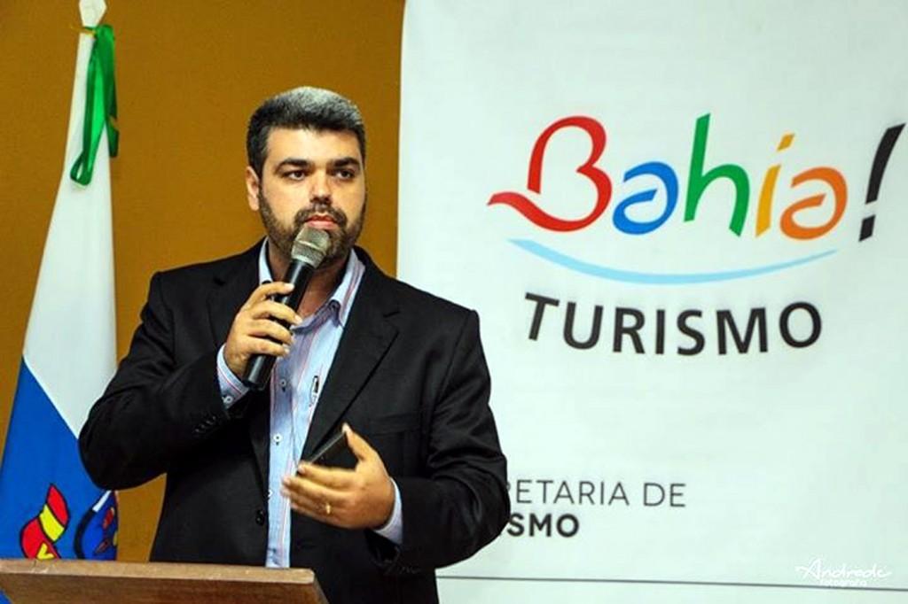 Richard Alves, novo secretário de Porto Seguro