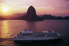 Cruzeiros da Silversea passarão por portos do Rio e do Nordeste durante o Carnaval