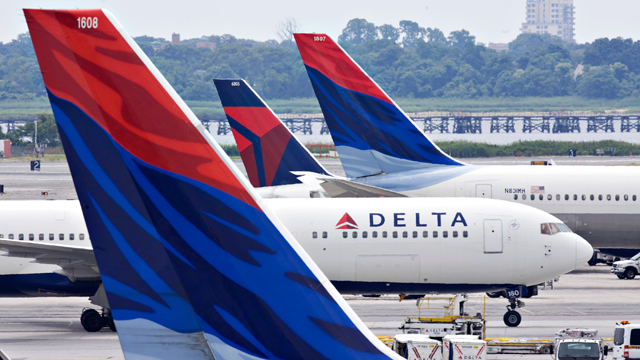 Delta suspenderá rota São Paulo-Orlando
