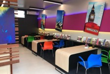 Experimento Intercâmbio Cultural inaugura nova agência em Uberlândia (MG)