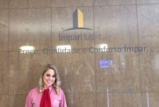 Ímpar Suítes Expominas tem nova Coordenadora de Hospedagem