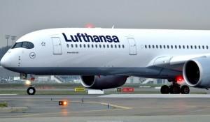 Lufthansa recebe o 2° A350 XWB de sua frota