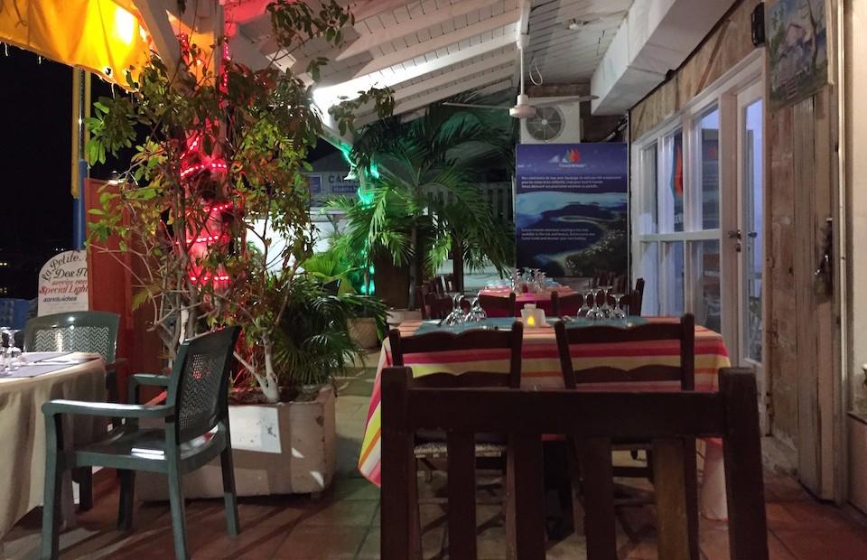Cinco dos melhores restaurantes do caribe de 2016 est o em saint martin conhe a - Restaurant boulevard saint martin ...