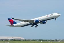 Delta só deve retomar Atlanta–Rio e Nova York–São Paulo em agosto