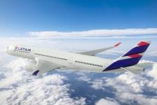 Grupo Latam adia entrega de B787s e converte dois A350-1000 em A350-900s