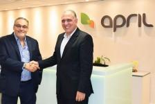 April Brasil e Bancorbrás renovam parceria