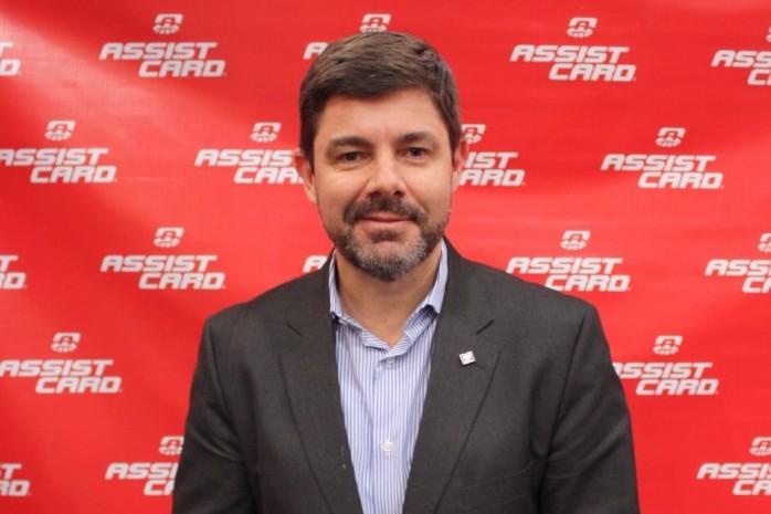 Country Manager da Assist Card no Brasil, Alexandre Camargo