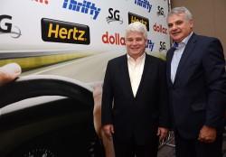 Brasil é terceiro maior mercado para Hertz Internacional