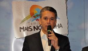 Felipe Carreras confirma candidatura à presidência do Fornatur