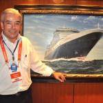 José Pereira, gerente de Vendas da Discover Cruises