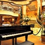 Lobby do Queen Victoria