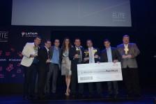 Veja fotos da premiação Agências de Elite da Latam