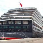 Passagem pelo RJ está no roteiro de volta ao mundo da Cunard