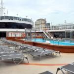 Queen Victoria tem capacidade para 2.000 passageiros