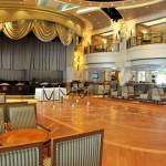 Queen's Room para danças e festas