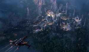 Disney anuncia parque temático do Star Wars para 2019