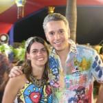Secretários de Turismo de Recife, Ana Paula Vilaça, e Pernambuco, Felipe Carreras