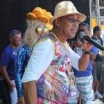 Silvio Botelho, artista plástico responsável por popularizar a tradição dos bonecos gigantes de Olinda