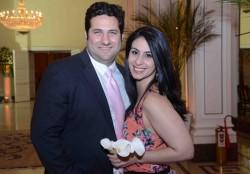 Vitor Bauab e Luciana Fernandes estruturam empresa para atuar em eventos