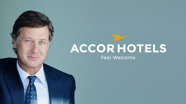 Presidente do Conselho e CEO da AccorHotels, Sébastien Bazin (Foto: Portal accorhotels-group.com)