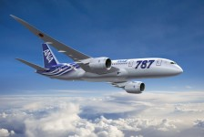 All Nippon Airways inicia operações do voo mais longo de sua história