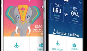 Brussels Airlines faz lançamento de seu aplicativo