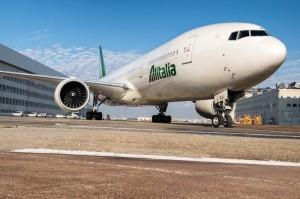 Satisfação do cliente Alitalia registra resultados positivos em agosto