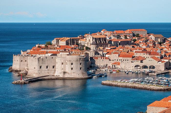 Croácia - Destino número um segundo pesquisa do Travelzoo