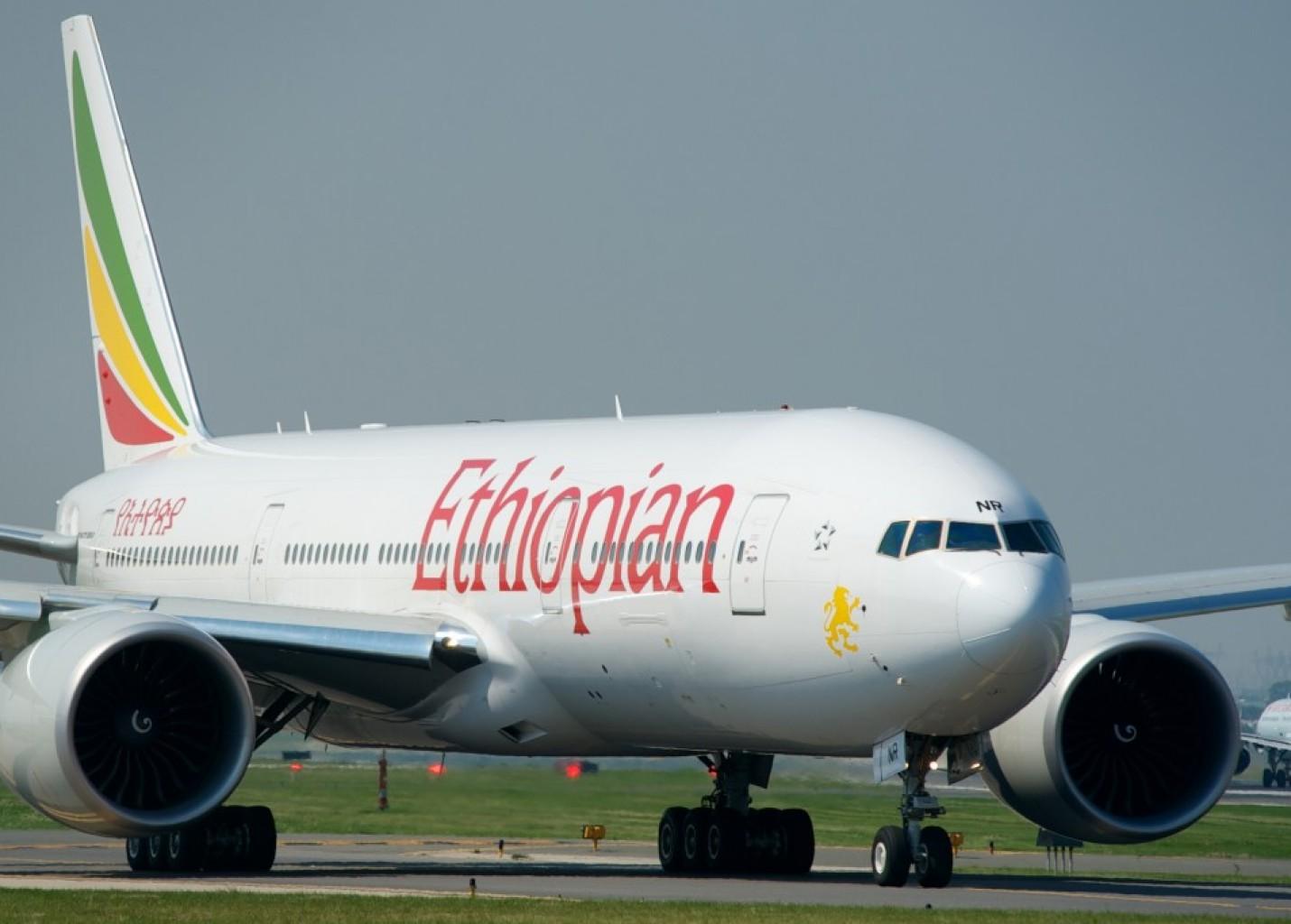 Ethiopian suspende embarque de bilhetes emitidos pela Avianca Brasil