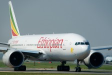 Ethiopian planeja encomendar aeronaves de até 100 lugares e Embraer corre na frente