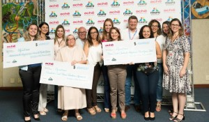 Itaipu arrecada 30 mil em evento beneficente